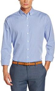 Błękitna koszula Seidensticker