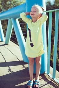 Sukienka M-art-a-baby midi asymetryczna