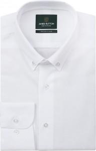 Koszula jamesbutton.com z długim rękawem
