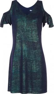Sukienka VISSAVI rozkloszowana mini