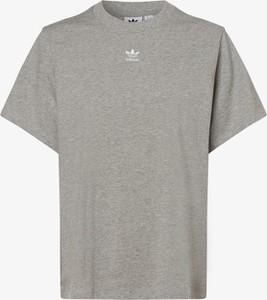 T-shirt Adidas Originals w sportowym stylu z dżerseju z krótkim rękawem