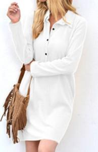 Sukienka Cikelly w stylu casual mini z bawełny