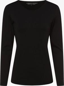Czarny t-shirt Apriori z długim rękawem