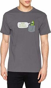 T-shirt Cid w młodzieżowym stylu z krótkim rękawem