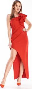 Czerwona sukienka N/A
