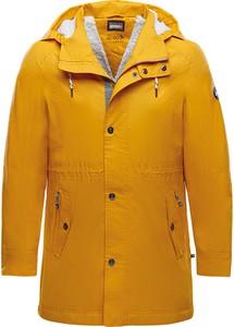 Płaszcz męski Marinepool w stylu casual