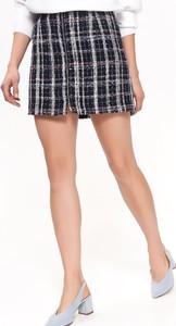 Spódnica Top Secret z tkaniny mini w stylu casual