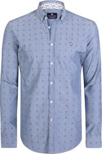 Niebieska koszula Felix Hardy