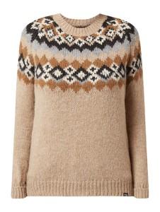Sweter Superdry z nadrukiem