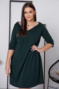 Sukienka tono.sklep.pl w stylu casual z długim rękawem