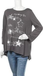 Bluzka BOYSEN'S z okrągłym dekoltem z długim rękawem