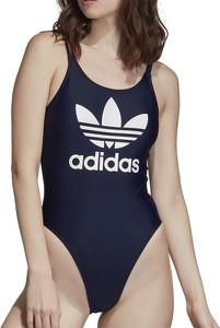Granatowy strój kąpielowy Adidas
