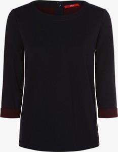 Bluza S.Oliver w stylu casual krótka