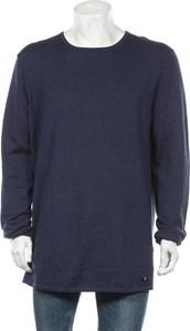 Niebieski sweter Tom Tailor w stylu casual