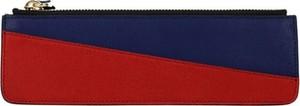 Czerwony portfel Marni