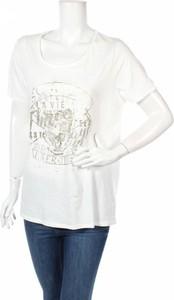 Bluzka Monari w stylu casual z krótkim rękawem z nadrukiem