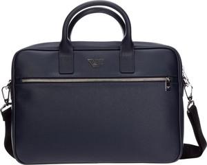 Niebieska torebka Emporio Armani