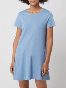 Sukienka Only z bawełny mini z okrągłym dekoltem