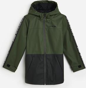 Zielona kurtka dziecięca Reserved dla chłopców