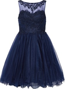 4295cbcc65 Sukienka Laona z tiulu midi