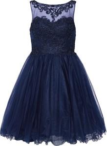 7dc2b071e3 Sukienka Laona z tiulu midi