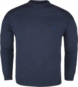 Granatowy sweter N*m*y