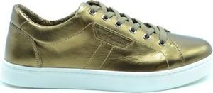 Dolce & Gabbana Dolce & Gabbana Mężczyzna Sneakers - 8057001384365 - Złoty
