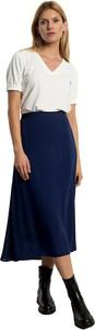Niebieska spódnica Benedict Harper midi