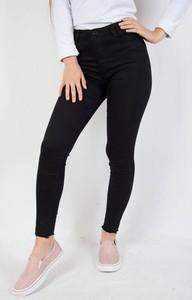 edfa54ed05 Czarne jeansy damskie Olika
