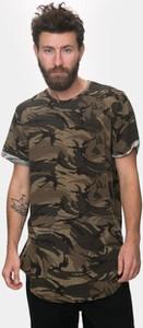 Brązowy t-shirt Sixth June