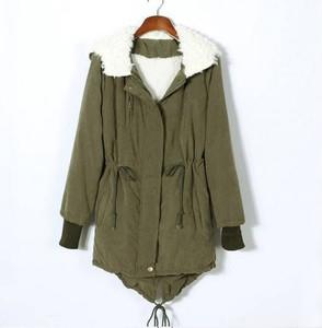 7b2746da9c6504 kurtki zimowe z futerkiem damskie - stylowo i modnie z Allani