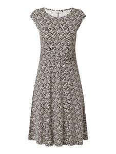 Sukienka Gerry Weber z okrągłym dekoltem mini w stylu casual
