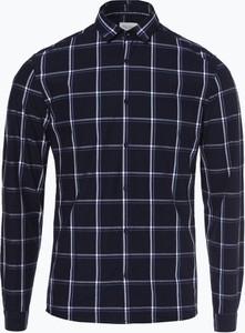 Granatowa koszula Marc O'Polo DENIM z bawełny