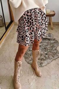 Spódnica IVET w stylu casual mini