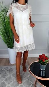 Sukienka Hypnotize Butik z bawełny