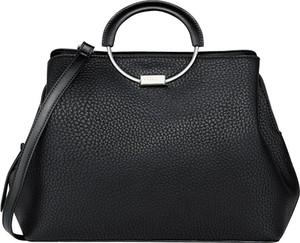 Czarna torebka Fiorelli średnia