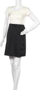 Sukienka UTTAM BOUTIQUE z krótkim rękawem mini
