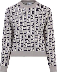 Sweter Kenzo z wełny
