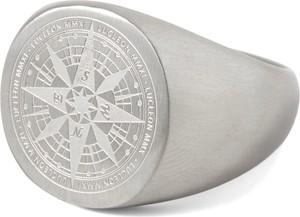 Lucleon Pierścień stalowy Ryker