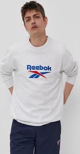 Bluza Reebok Classic w sportowym stylu z bawełny