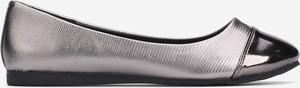 Baleriny Yourshoes w stylu casual