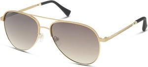 HAWKERS Gold Brown Gradient Lacma LACM2 Okulary przeciwsłoneczne męskie