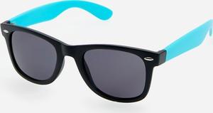 Reserved - Okulary przeciwsłoneczne - Turkusowy