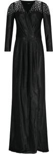 Sukienka Guess by Marciano maxi z długim rękawem