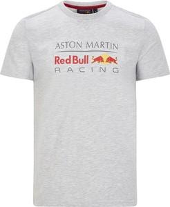 T-shirt Red Bull Racing F1 Team z bawełny