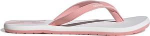 Różowe buty letnie męskie Adidas