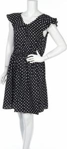 Czarna sukienka Emoi By Emonite w stylu casual