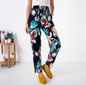Spodnie Royalfashion.pl w stylu boho