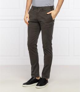 Chinosy Tommy Hilfiger w stylu casual z wełny