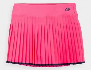 Różowa spódniczka dziewczęca 4F